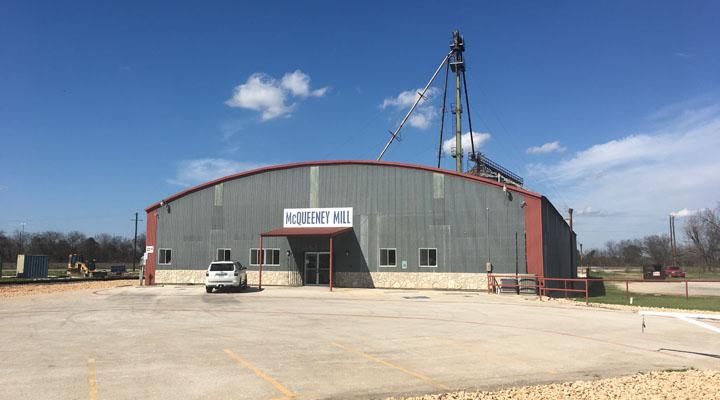 McQueeney Mill in Texas