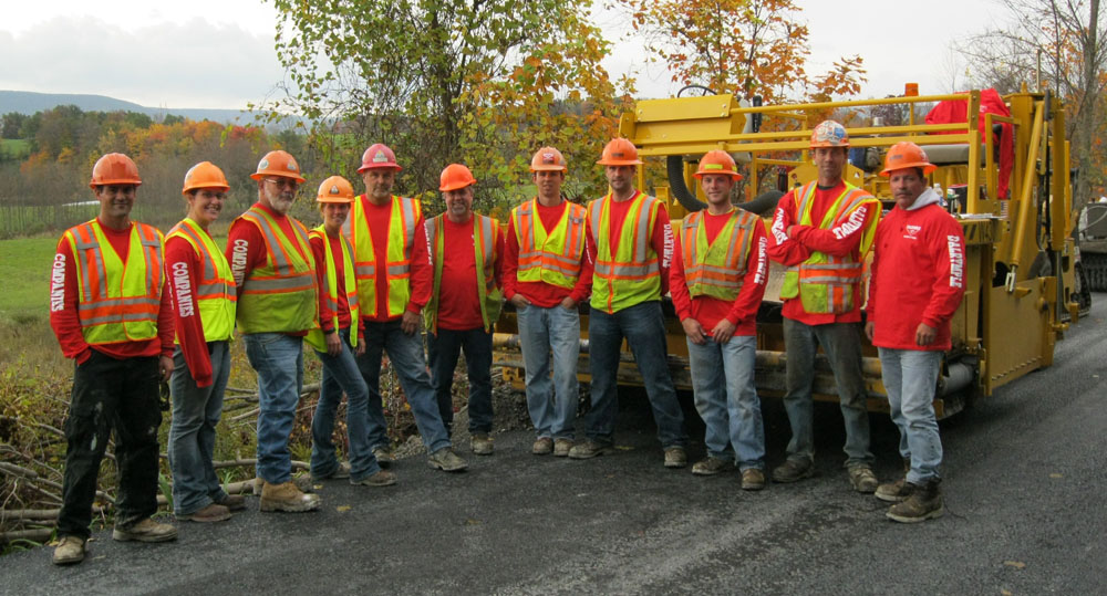 Employees working for Dalrymple Gravel