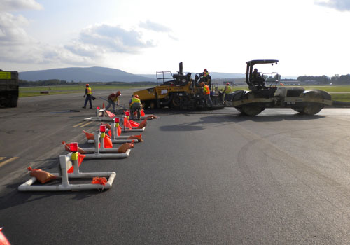 Heavy Construction Airport Project