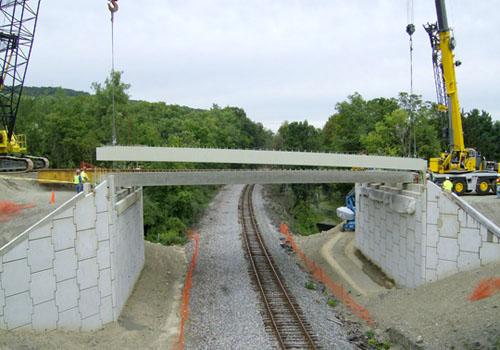 Heavy Construction Bridge Project
